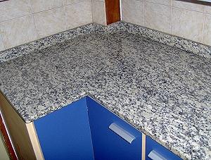 Mesadas en marmol granito y piletas valerio amoblamientos for Marmol granito gris