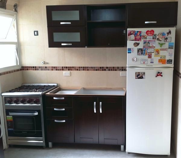Muebles de cocina a medida en Guatambu Amoblamientos para cocina en ...