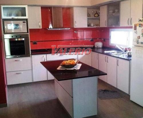 Melamina con bordes de Aluminio  Muebles de cocina a medida