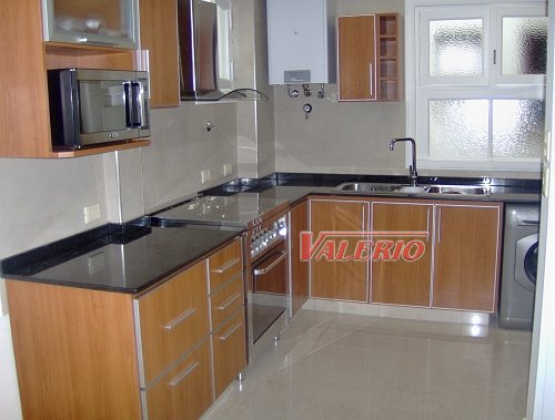 Muebles de cocina a medida  Amoblamientos para cocina en melamina y