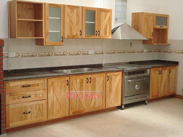 Paraiso muebles de cocina a medida en madera de paraiso for Fabrica muebles cocina