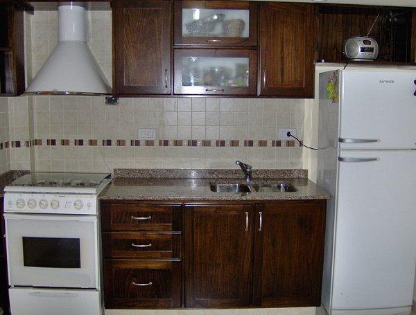 Paraiso muebles de cocina a medida en madera de paraiso for Amoblamientos de cocina a medida precios