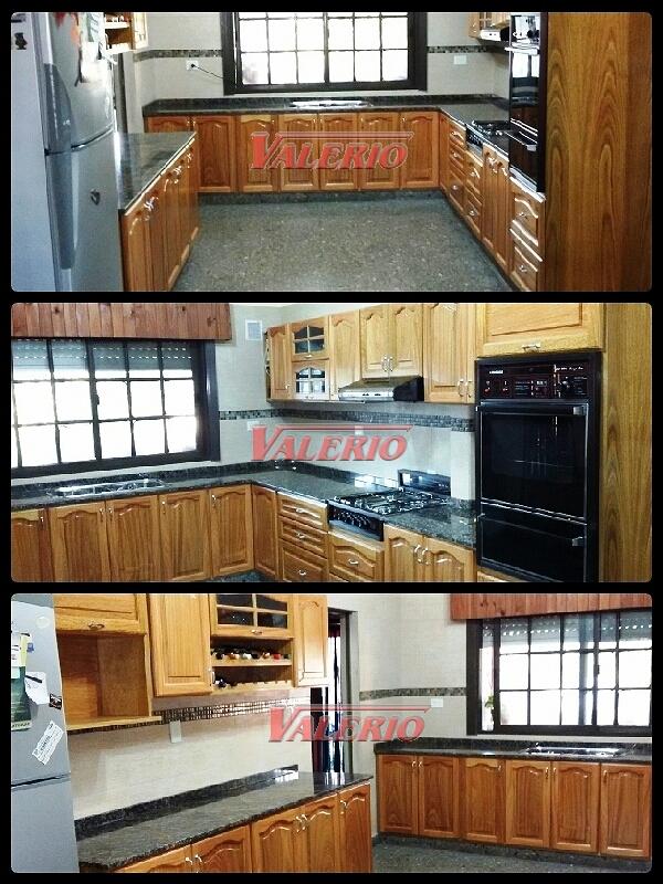 De Cocina A Medida En Madera De Haya Con Aluminio M s Fotos Pictures