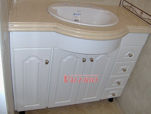 Mueblas para ba os vanitorys y otros muebles muebles a medida - Muebles a medida para banos ...