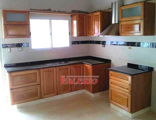 Muebles De Cocina En Madera Natural # azarak.com > Ideas ...